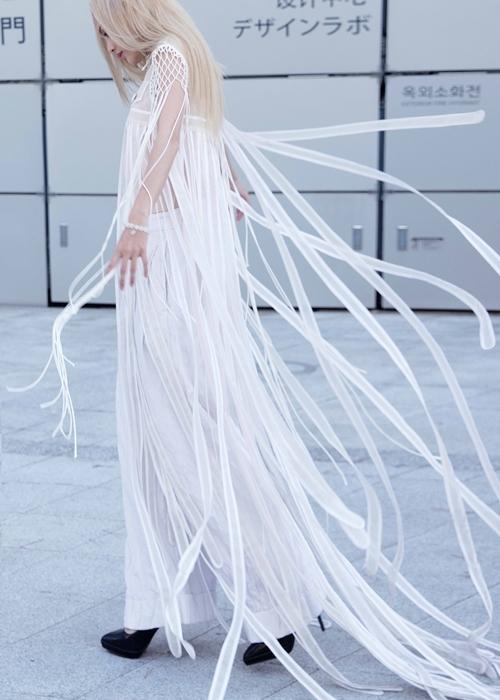 Fung La ma mị, cool ngầu tại Seoul Fashion Week 2018 - 3