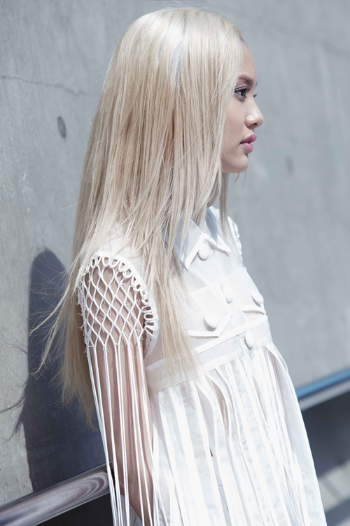 Fung La ma mị, cool ngầu tại Seoul Fashion Week 2018 - 2