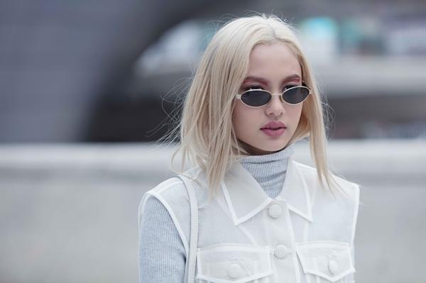 Fung La ma mị, cool ngầu tại Seoul Fashion Week 2018 - 9