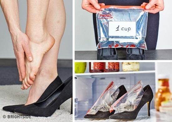 Những chiêu khó ngờ để bảo quản và vệ sinh giày - 1