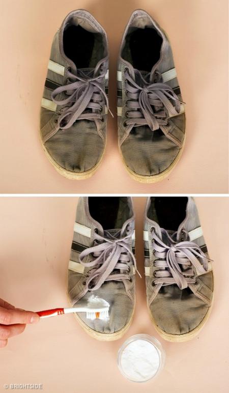 Những chiêu khó ngờ để bảo quản và vệ sinh giày - 2