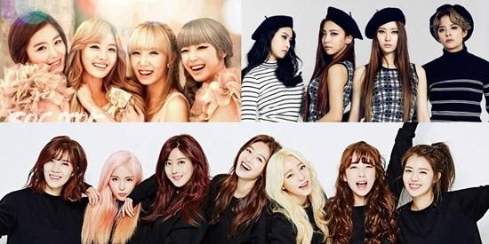 Quiz: Bạn thấu hiểu các nhóm nhạc nữ Kpop đến đâu? - 3