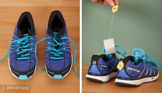 Những chiêu khó ngờ để bảo quản và vệ sinh giày - 6