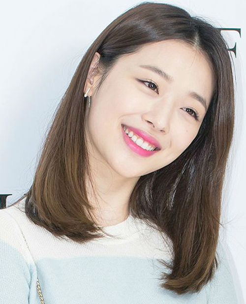 3 sao Hàn chuyên đánh son hồng sến rện vẫn xinh ngất như thường - 7