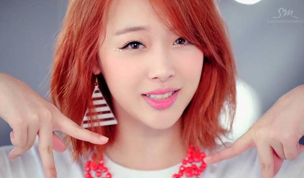 3 sao Hàn chuyên đánh son hồng sến rện vẫn xinh ngất như thường - 4