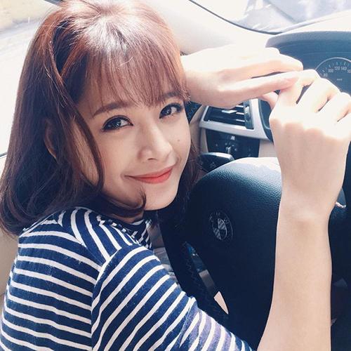 5 hot girl Việt tậu nhà, xế hộp sang khi còn rất trẻ - 5