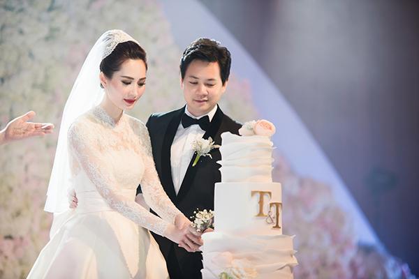 Đám cưới cổ tích của Hoa hậu Đặng Thu Thảo.