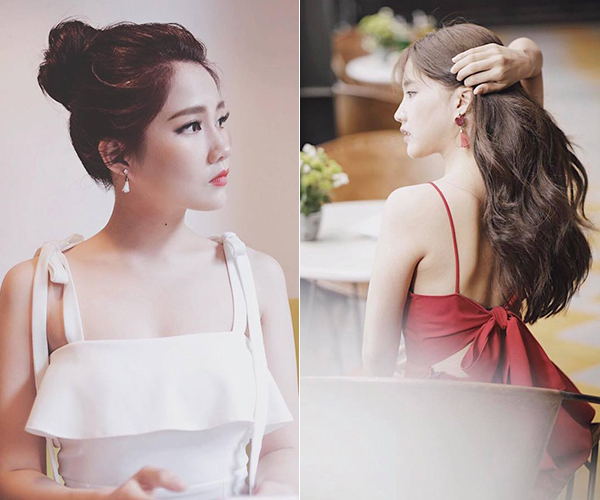 3 hot girl trà sữa Việt rũ bỏ ngây thơ lột xác sexy - 2