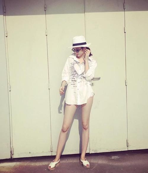 Những phen mặc quần như không khiến sao Việt bị chê lố - 4