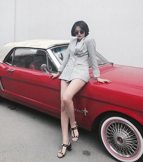 Những phen mặc quần như không khiến sao Việt bị chê lố - 5