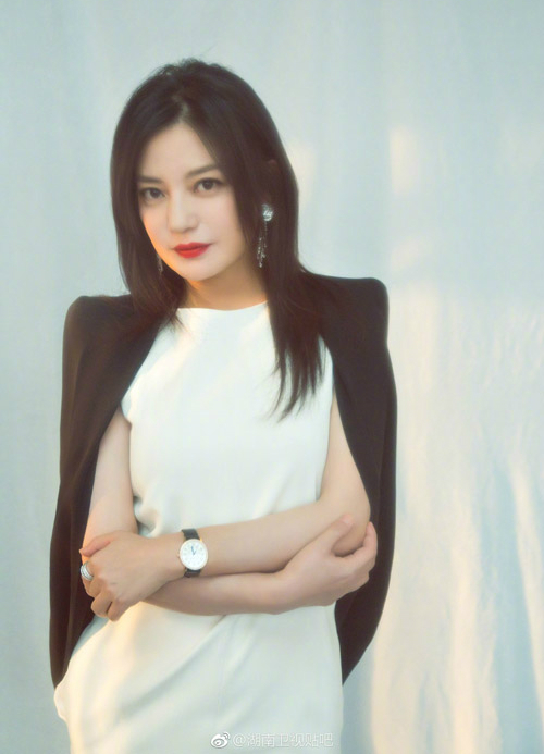 Triệu Vy lên đời nhan sắc nhờ chỉnh sửa photoshop - 1