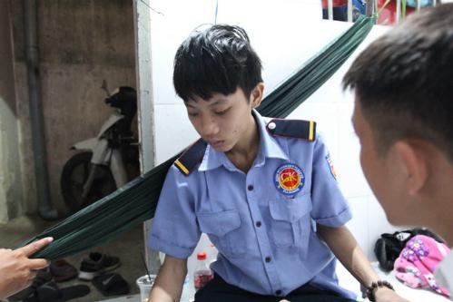 Lê Gia An, đồng nghiệp của anh Trần Văn An.