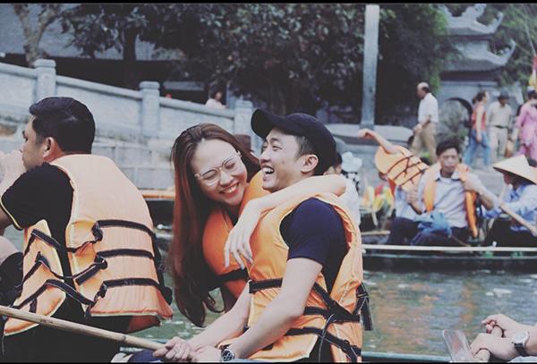Loạt ảnh tình bể bình của Cường Đô La - Đàm Thu Trang từ sau công khai hẹn hò - 4