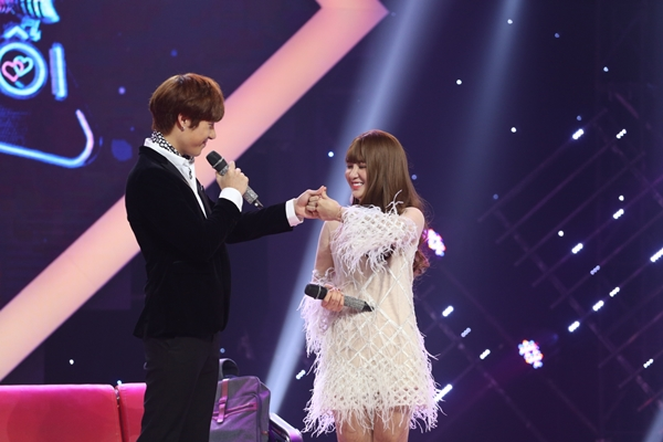 Hot girl Hàn Quốc Jin Ju hát hit của Chi Pu nhận mưa lời khen - 4