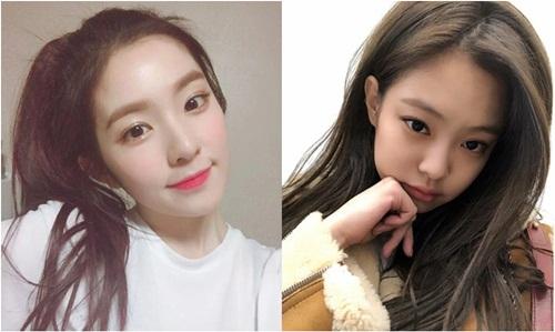 Jennie bất ngờ gọi video đúng lúc Irene tổ chức sinh nhật.