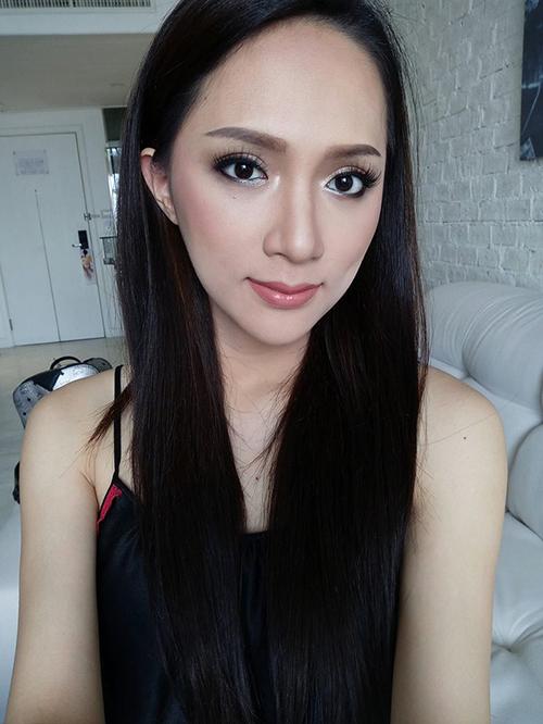 Hương Giang khác khó nhận ra khi vào tay chuyên gia makeup người Thái - 3