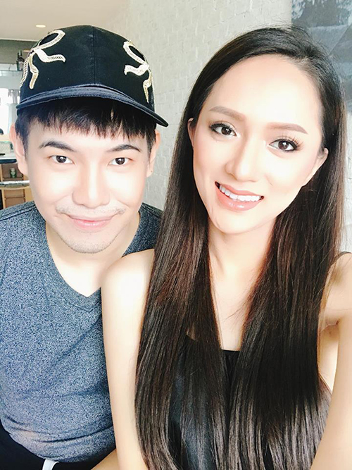 Hương Giang khác khó nhận ra khi vào tay chuyên gia makeup người Thái