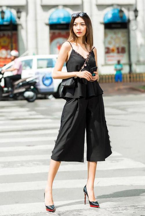 Street style gây thương nhớ của sao, hot girl Việt tuần qua - 3