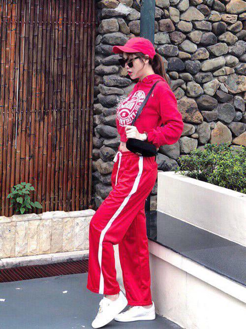 Street style gây thương nhớ của sao, hot girl Việt tuần qua - 10