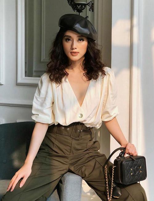 Street style gây thương nhớ của sao, hot girl Việt tuần qua