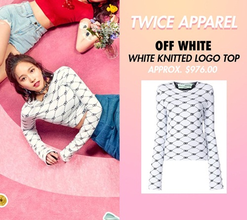 Đẳng cấp của Twice: Đồ comeback là áo phông giá hàng chục triệu đồng - 7
