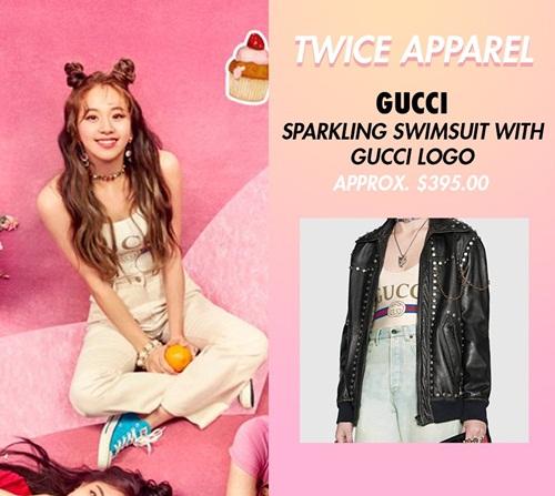 Đẳng cấp của Twice: Đồ comeback là áo phông giá hàng chục triệu đồng - 6