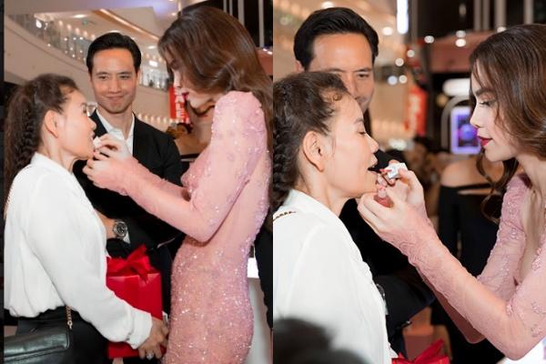 Kim Lý ngày càng thân thiết với bố mẹ Hồ Ngọc Hà - 5