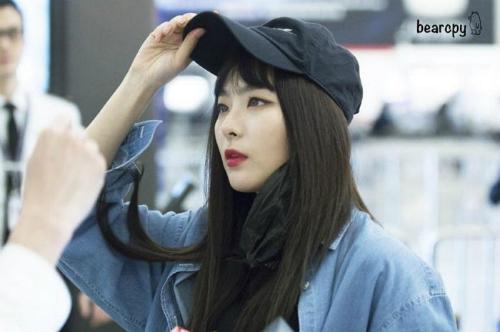 Cô nàng sở hữu nét đẹp cá tính nhất Red Velvet.