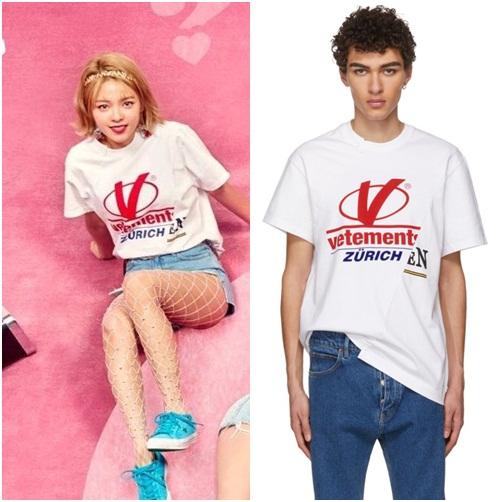 Đẳng cấp của Twice: Đồ comeback là áo phông giá hàng chục triệu đồng - 2