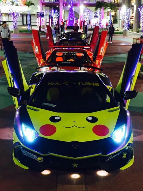 Shinichi Morohoshi - Tay giang hồ chơi siêu xe điên nhất thế giới - 8