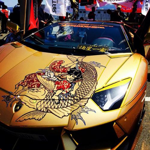 Shinichi Morohoshi - Tay giang hồ chơi siêu xe điên nhất thế giới - 10