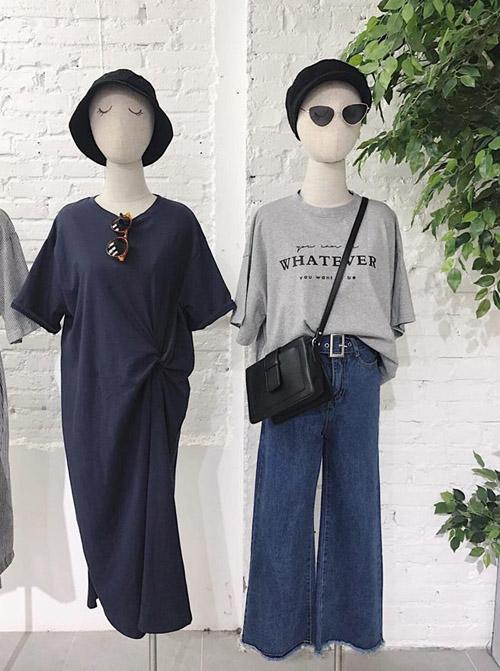 3 mẫu áo phông slogan hot nhất các shop thời trang ngày đầu hè - 6