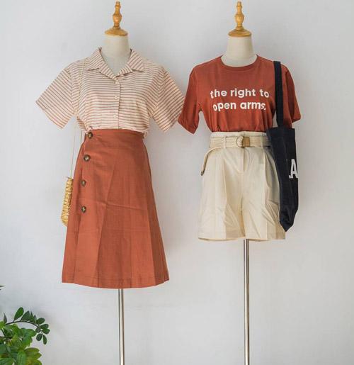 3 mẫu áo phông slogan hot nhất các shop thời trang ngày đầu hè - 1