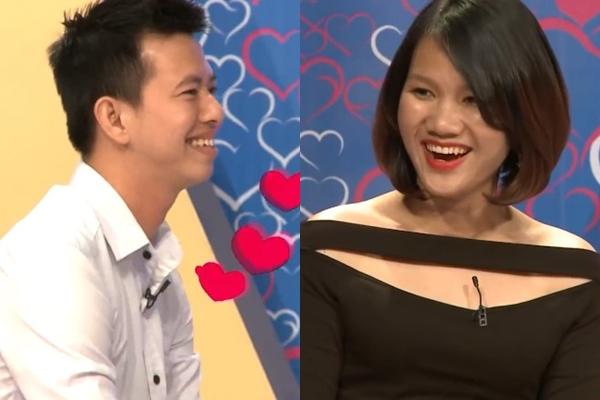 Cặp đôi tạo nên nhiều tiếng cười cho khán giả.