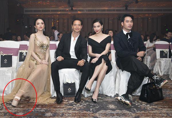 Hương Giang gia nhập hội đi giày cao gót thượng thừa nhất Vbiz