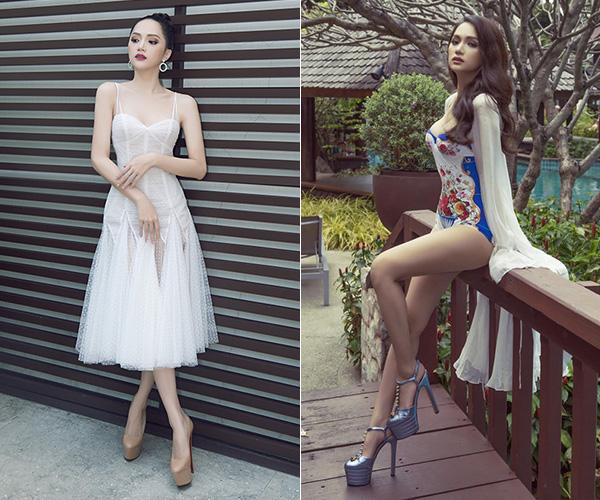 Hương Giang gia nhập hội đi giày cao gót thượng thừa nhất Vbiz - 2