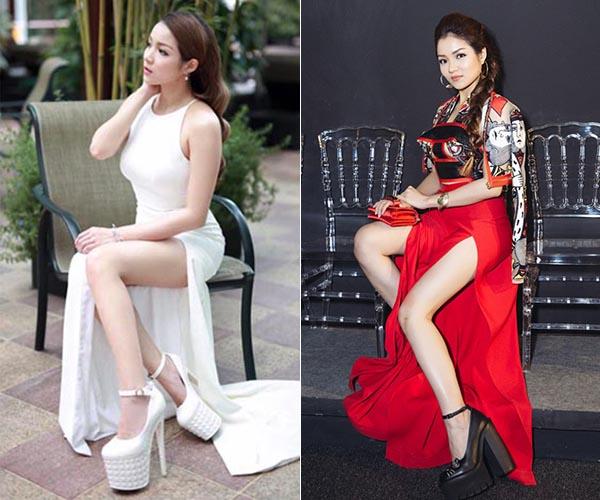 Hương Giang gia nhập hội đi giày cao gót thượng thừa nhất Vbiz - 6