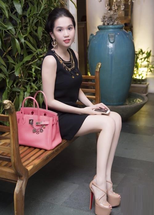Hương Giang gia nhập hội đi giày cao gót thượng thừa nhất Vbiz - 5