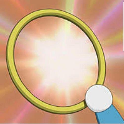 Quiz: Nhìn hình đoán đúng tên gọi bảo bối thần kỳ của Doraemon - 12