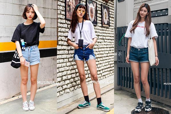 Style hè đặc trưng của teen Hàn, Nhật, Việt, Mỹ khác nhau thế nào? - 1