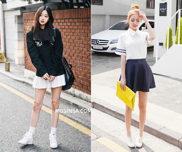 Style hè đặc trưng của teen Hàn, Nhật, Việt, Mỹ khác nhau thế nào? - 2