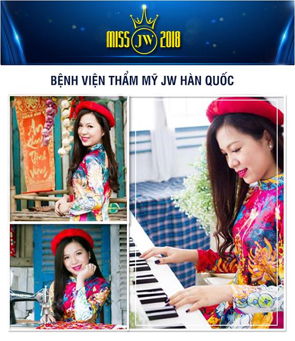 Trần Bảo Hân (20 tuổi) đến từ Biên Hòa. Cô cao 1m57, số đo 3 vòng83-60-89.