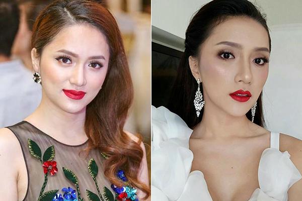Sao Việt bị hại nhan sắc khi chuyên gia nước ngoài makeup kiểu Hàn, Thái - 2