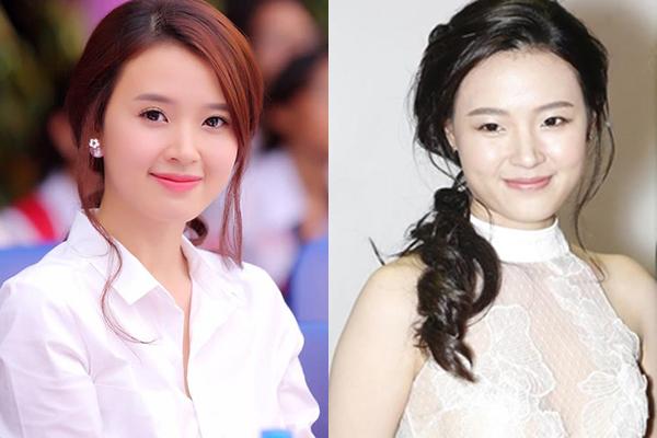 Sao Việt bị hại nhan sắc khi chuyên gia nước ngoài makeup kiểu Hàn, Thái - 9