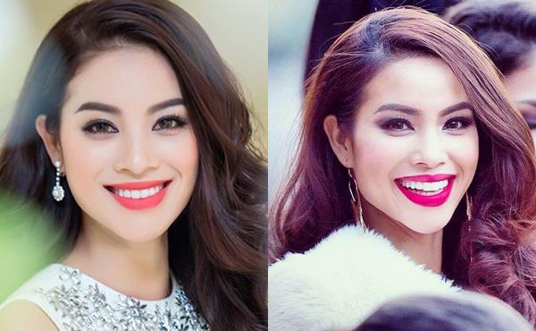 Sao Việt bị hại nhan sắc khi chuyên gia nước ngoài makeup kiểu Hàn, Thái - 5
