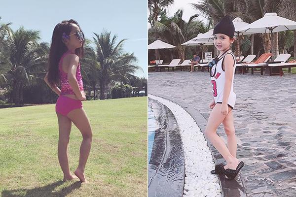 Style lớn sớm khó tin của chân dài 7 tuổi hot nhất Việt Nam - 10