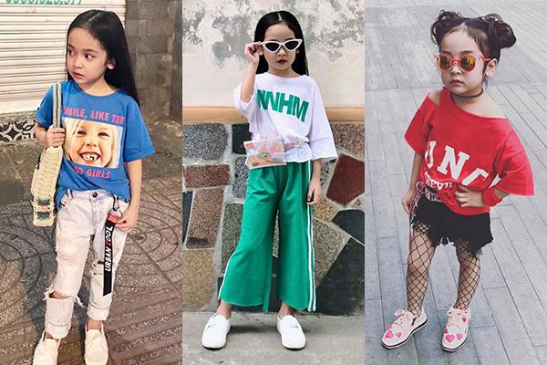 Style lớn sớm khó tin của chân dài 7 tuổi hot nhất Việt Nam - 6