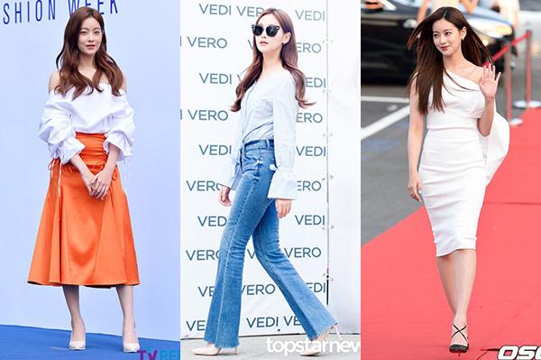 Bạn gái Kim Bum trẻ xinh như hot girl nhờ ăn mặc siêu hack tuổi - 3