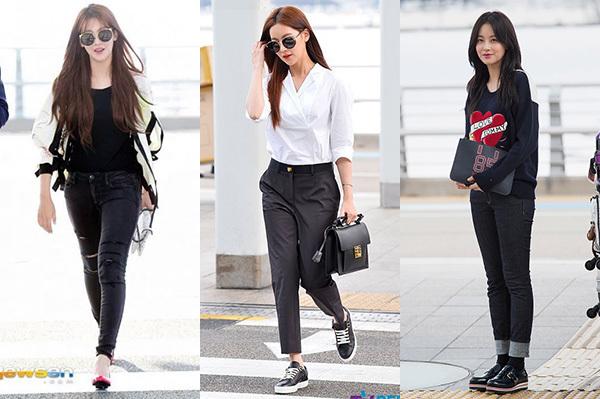 Bạn gái Kim Bum trẻ xinh như hot girl nhờ ăn mặc siêu hack tuổi - 4