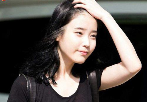 10 sao Hàn vẫn xinh bất chấp dù để mặt mộc ra đường - 2